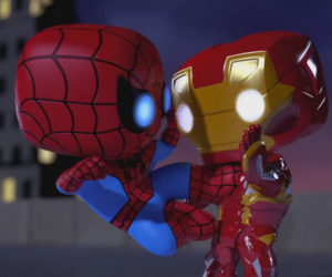 Marvel and Funko Team up in Animated Short Spellbound