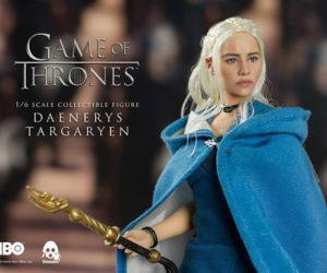 Threezero Game of Thrones Daenerys Targaryen 1/6 Scale Action Figure