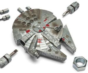 Star Wars Millennium Falcon Multitool Kit