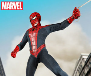 Mezco One:12 Collective Spider-Man Action Figure