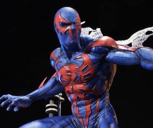 Prime 1 Spider-Man 2099 Statue