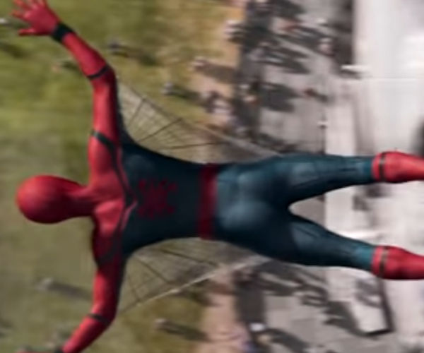First Spider-Man: Homecoming Clip