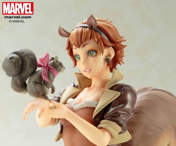 Kotobukiya Squirrel Girl Bishoujo 1/7 Scale Statue
