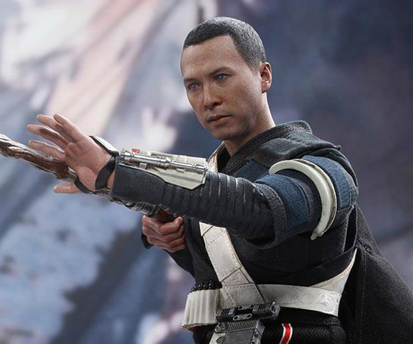 Hot Toys Rogue One Chirrut Imwe 1/6 Scale Action Figure