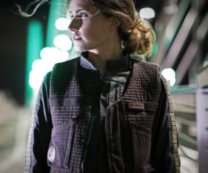 Columbia x Star Wars Rogue One Jackets