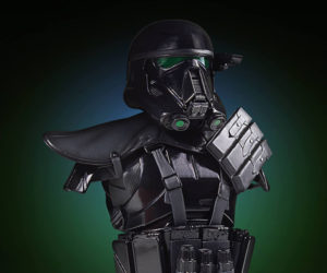 Gentle Giant Death Trooper 1/6 Scale Mini Bust