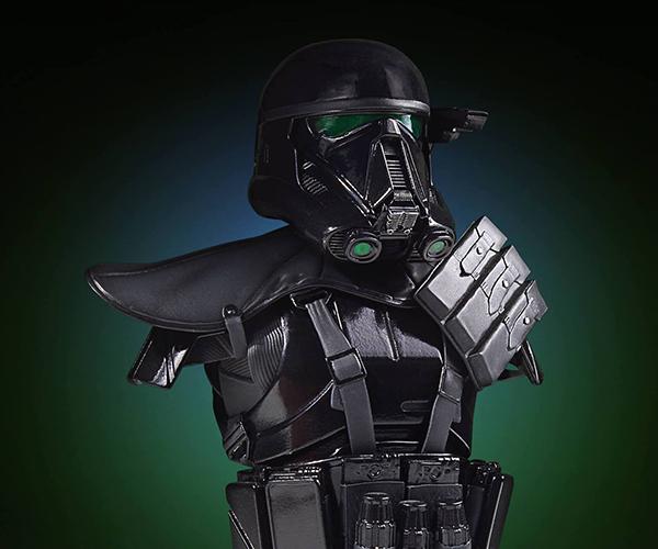 Gentle Giant Death Trooper 1/6 Scale Mini Bust