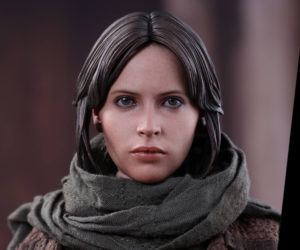 Hot Toys Rogue One Jyn Erso 1/6 Scale Action Figure