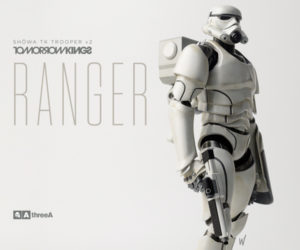 3A Toys Showa TK Trooper V2 1/6 Scale Action Figures