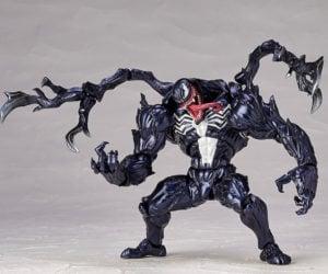 Kaiyodo Revoltech Yamaguchi Venom Action Figure.