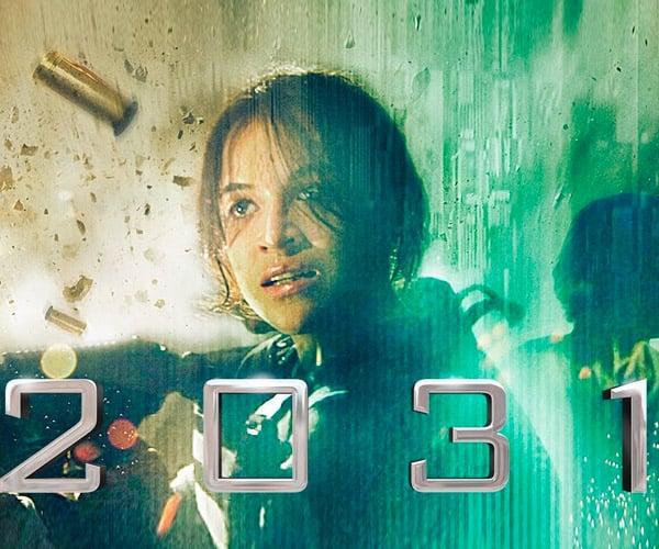 """Proof of Concept Teaser for Robot Uprising Film """"2031"""""""