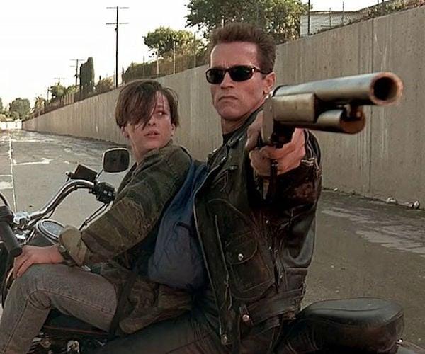 Terminator Reboot Brings James Cameron Back
