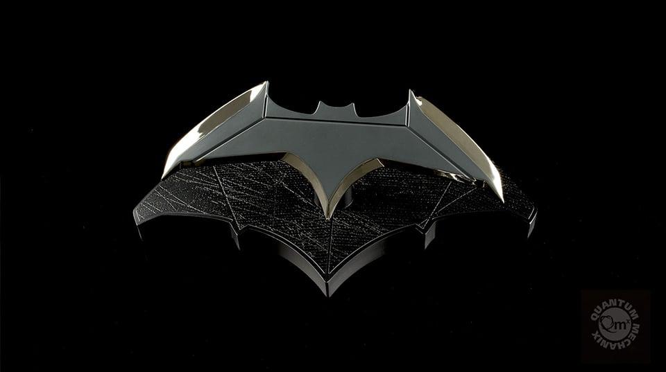 QMX BvS Batman Batarang Life-size Replica