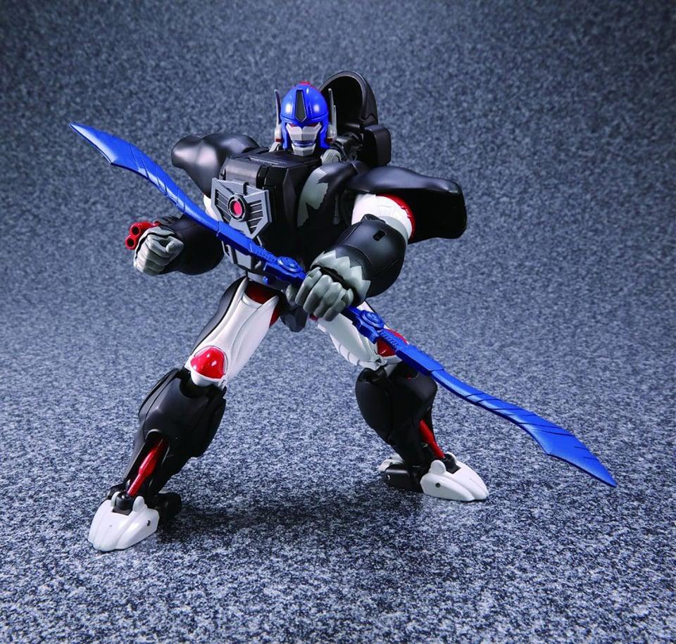 Takara Tomy Optimus Primal Supreme Commander Action Figure