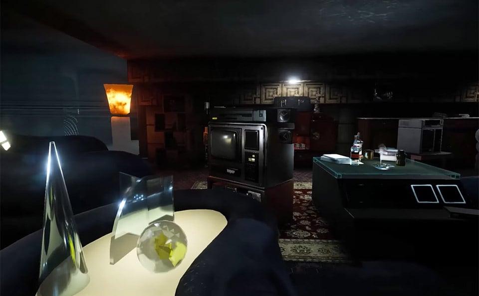 Blade Runner 9732 Recreates Deckard's Home in VR