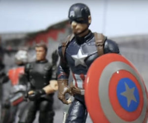 Low Budget Remake of Captain America: Civil War Trailer
