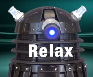 Dalek Meditation for Humans