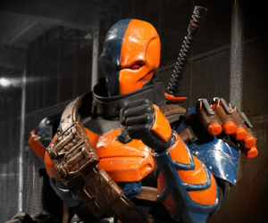 Mezco One:12 Collective Deathstroke Action Figure