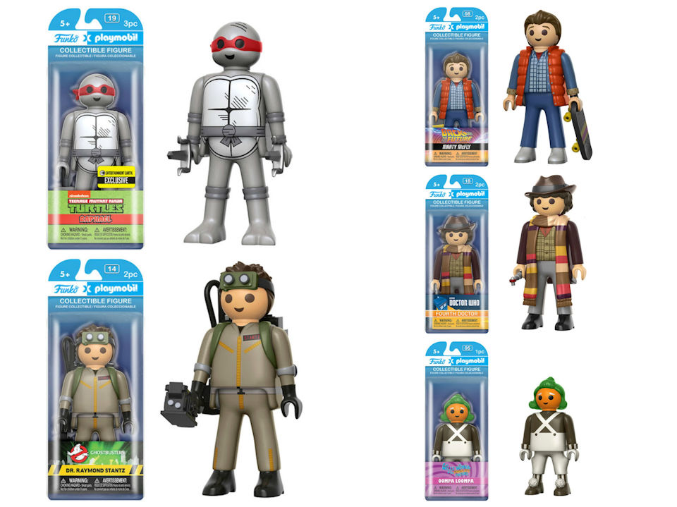 Funko Introduces An Awesome Playmobil Line