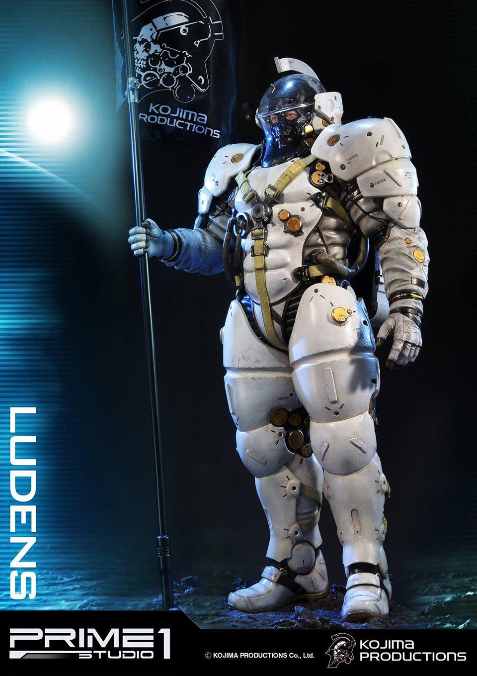 Prime 1 Kojima Productions Ludens 1/2 Scale Statue