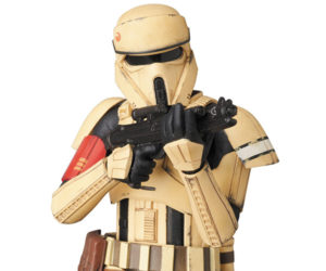Medicom MAFEX Rogue One Shoretrooper Action Figure