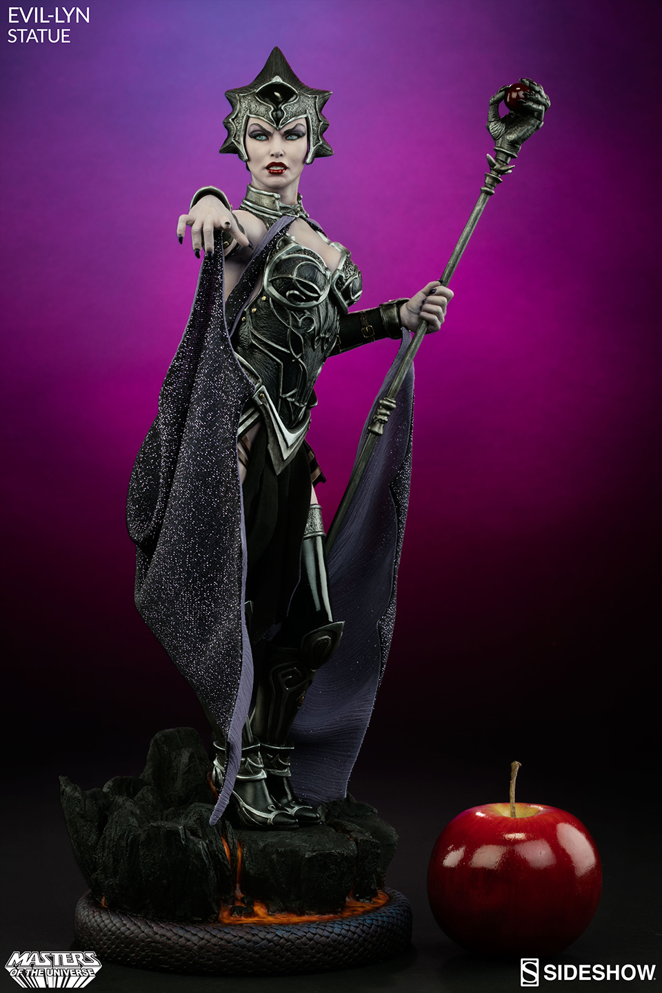 Sideshow Masters of the Universe Evil-Lyn Statue