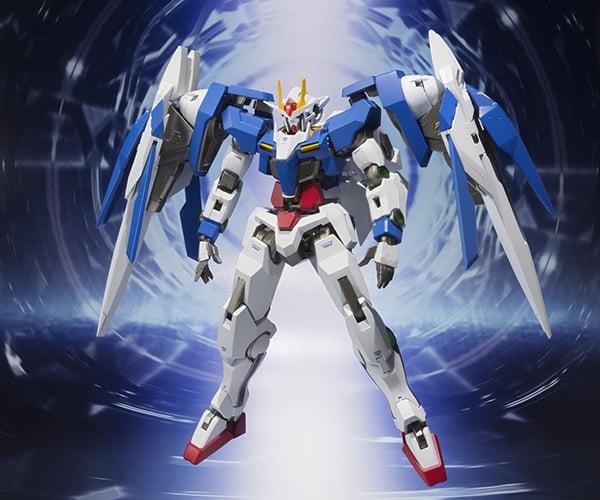 Bandai Metal Robot Spirits Gundam 00 Raiser Action Figure