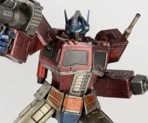 3A Toys Optimus Prime Generation 1 Action Figure