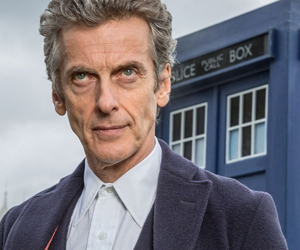 Peter Capaldi Officially Leaving Doctor Who