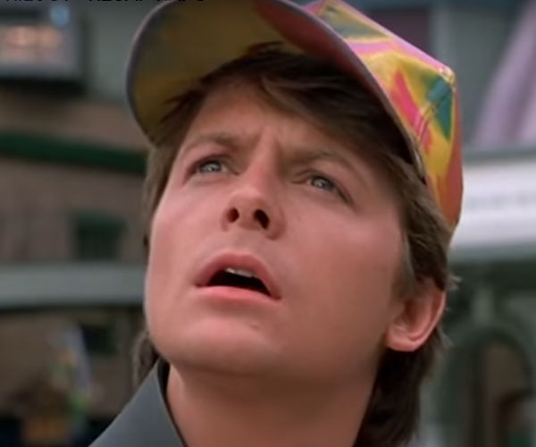 Back To The Future Trilogy Gets Recapped as a Rap Song