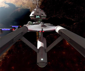 Star Trek Starships 360º VR Video