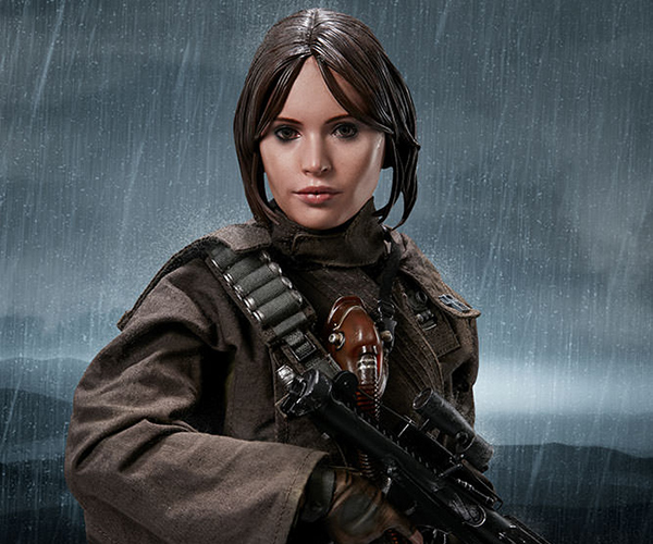Sideshow Rogue One Jyn Erso Premium Format Figure