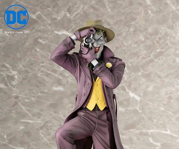 Kotobukiya The Joker Killing Joke 1/6 Scale Statue 2nd Ed.