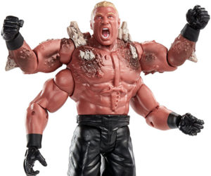 Mattel WWE Mutant Action Figures