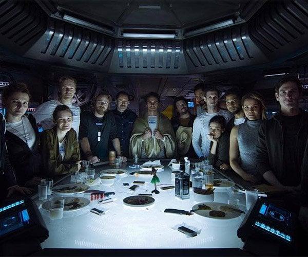 Alien: Covenant – Prologue: Last Supper