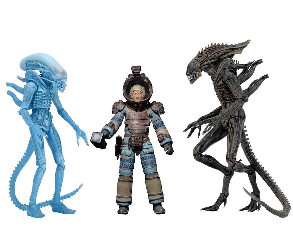 NECA Alien Series 11 Assortment & NECA Club x Alien
