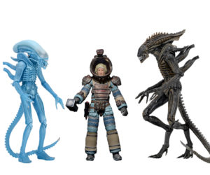 NECA Alien Series 11 Assortment & NECA Club x Alien