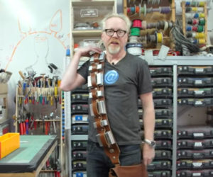 Adam Savage Builds Chewbacca's Bandolier