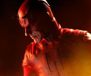 Sideshow Daredevil 1/6 Scale Action Figure