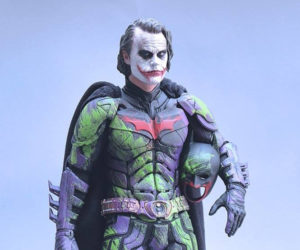The Dark Knight Rises Bat-Joker Custom 1/6 Scale Action Figure