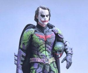 The Dark Knight Rises Bat-Joker Custom 1/6 Scale Action Figure