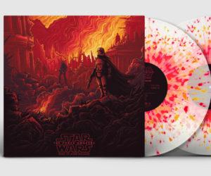 I Am Shark Star Wars: The Force Awakens Collector's Vinyls