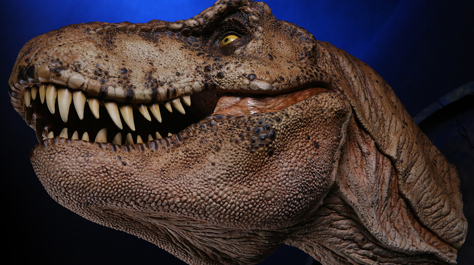 Chronicle Collectibles Jurassic Park Female T-Rex 1/5 ...