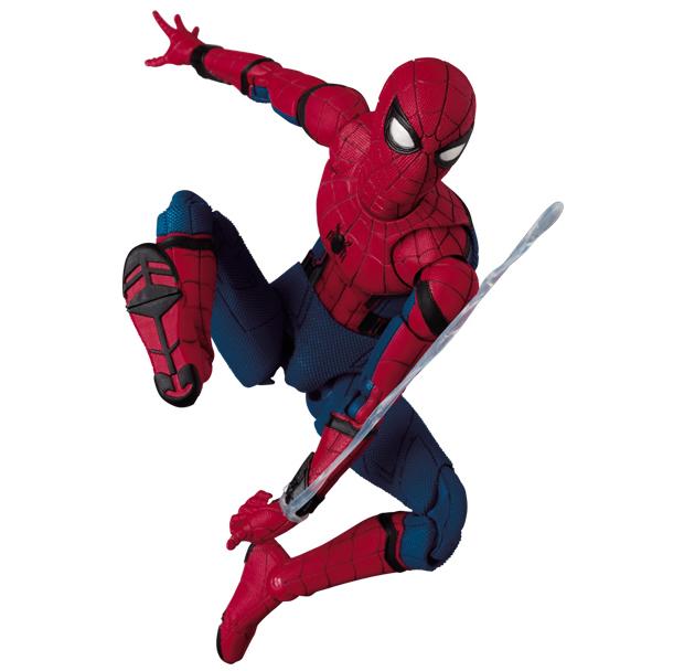 Medicom MAFEX Spider-Man Homecoming Action Figure