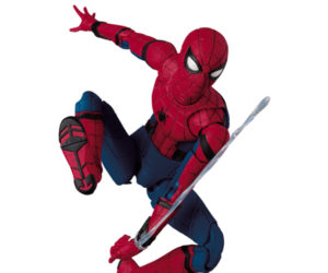 Medicom MAFEX Spider-Man Homecoming Action Figure