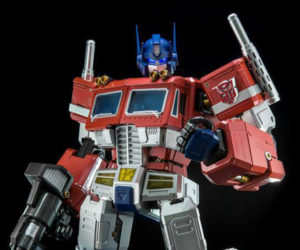 Toys Alliance Transformers MAS-01 Optimus Prime Action Figure