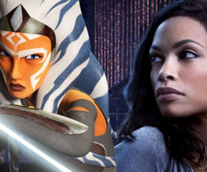 Rosario Dawson Wants to Play Ahsoka Tano