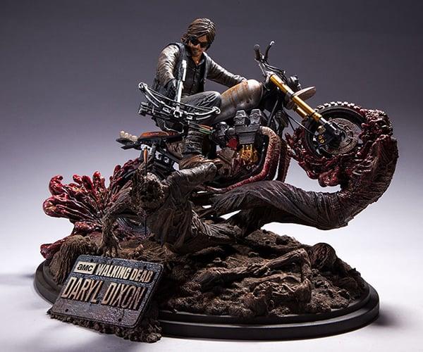 McFarlane Toys The Walking Dead Daryl Dixon Resin Statue
