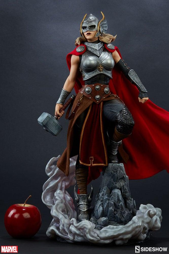 Sideshow Jane Foster Thor Premium Format Figure