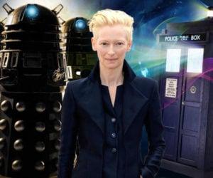 Odds Makers Favor Tilda Swinton as the Next Doctor